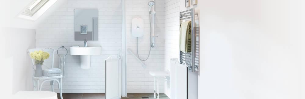 Example wet room